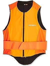 Komperdell Air - Protection buste - orange/noir Modèle M 2016 protection vtt