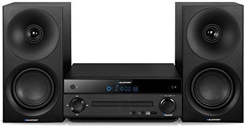 Blaupunkt MS30BT Micro HiFi (CD, MP3-player, USB, Bluetooth, LCD-Display)
