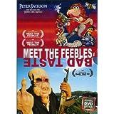 Bad Taste / Meet the Feebles - 2 DVDs Edition