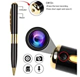FREDI HD PLUS Spy Camera Recording Video Audio Recorder Hidden Pen Camera Mini