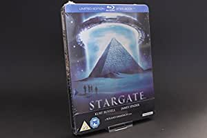 Stargate (Blu-ray SteelBook) (Zavvi Exclusive) [UK Import]