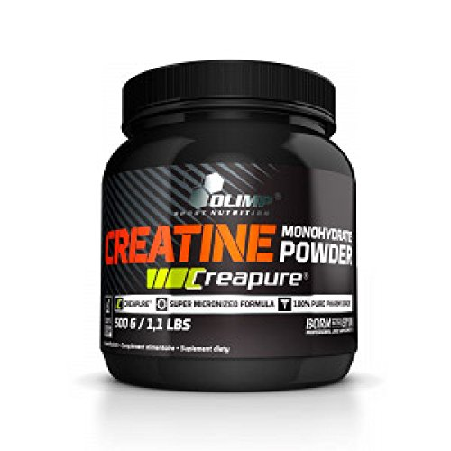 OLIMP SPORT NUTRITION Créatine Creapure Monohydrate 500 g