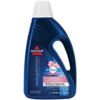 BISSELL Wash and Refresh Blossom and Breeze Carpet Shampoo, 1.5 L, 1078E