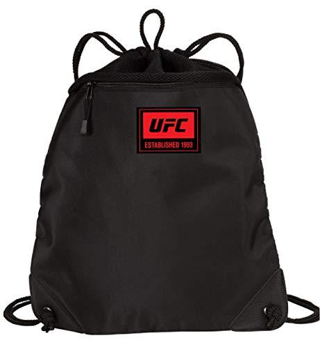 UFC Cinch Pack Netzbesatz, Schwarz