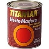 Titanlak–Smalto Effetto Legno 375ml wengè