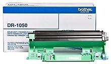 Brother DR1050 Tamburo Originale per Stampanti HL1110, HL1112, HL1210W, HL1212W, DCP1510, DCP1610W, DCP1612W, MFC1810, MFC1910W, Capacità fino a 10.000 Pagine