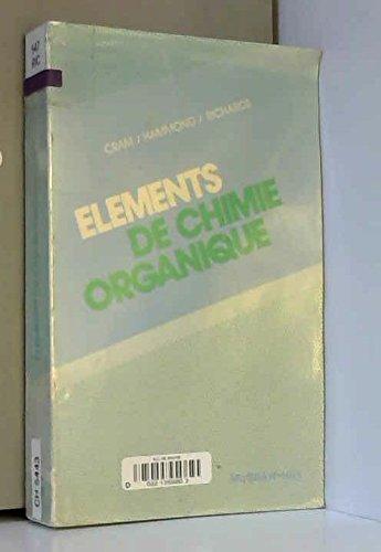 Éléments de chimie organique par John H. Richards