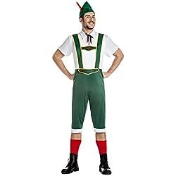 Disfraz de Tirolés Talla M/L