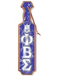 Phi Beta Sigma Paddle by Craftique