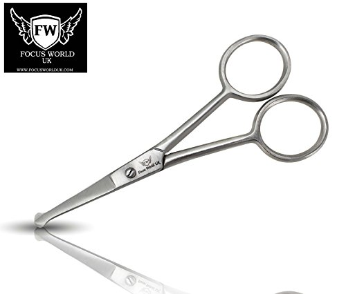 Focus World FW®- Professional Pet Dog Grooming Scissors Straight Shears Tool Durable 4″