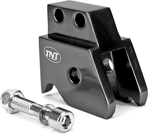 tnt-tuning-rialzo-ammortizzatore-minarelli-2-fori-nero-opaco
