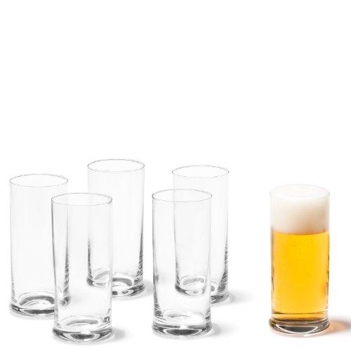 Leonardo 35393 Glt K18 Set de 6 Verre à Bière