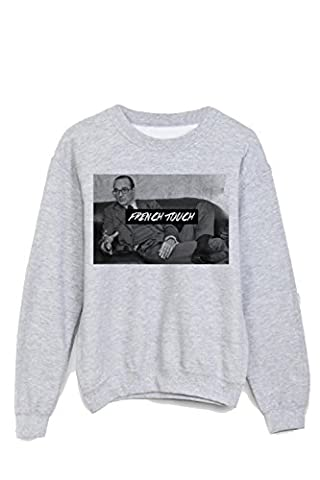 Sweat-Shirt Jacques Chirac french touch ref 817 - S