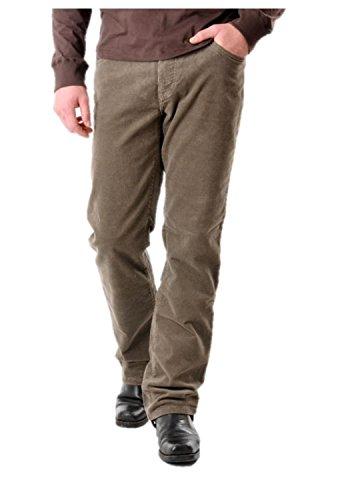 Pioneer 1144-3213-290 Cord-Stretch-Jeans RON Sand: Weite: W33 | Länge: L36