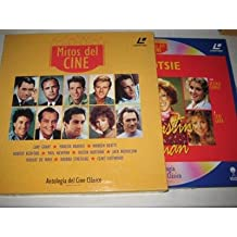 Antiguos Discos Laser - Old Laser Disc : MITOS DEL CINE CLÁSICO: Cary Grant, Marlon Brando, Warren Beatty, Robert Redford, Paul Newman, Dustin Hoffman, Jack Nicholson, Robert de Niro, Barbra Streisand
