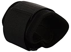 ENERGIE Neoprene Power Wristbands, 57 cm x 8 cm x 1 cm, Black
