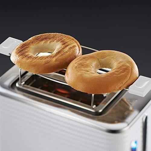 Russell Hobbs Toaster Inspire White