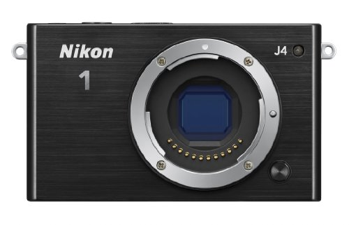 Nikon 1 J4 Systemkamera (18 Megapixel, 7,5 cm (3 Zoll) LCD-Display, Full HD Videofunktion) Kit inkl. 10-30mm PD-Zoom Objektiv schwarz - 6