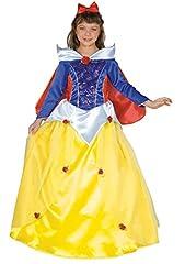 Idea Regalo - Ciao Costume per Bambini, Giallo/Blu/Rosso, 6-8 Anni, 18375.6-8