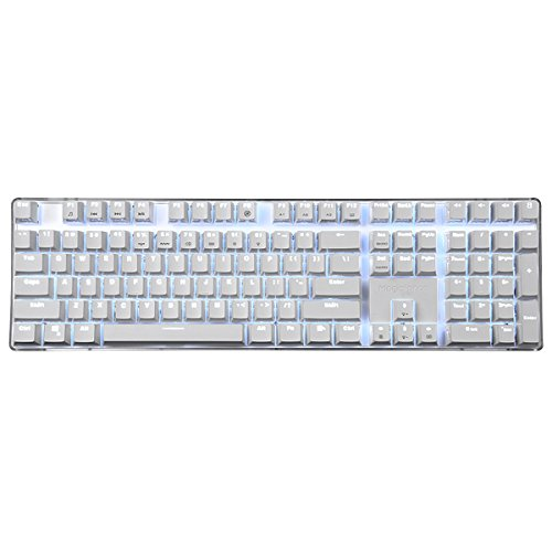 Qisan Gaming Keyboard Mechanical Wired Keyboard Cherry MX Switch Backlight keyboard