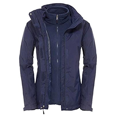 The North Face Damen W Evolution Ii Triclimate Jacket Jacke von The North Face - Outdoor Shop