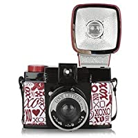 Lomography Diana F+ Camera with Flash - Love Letters