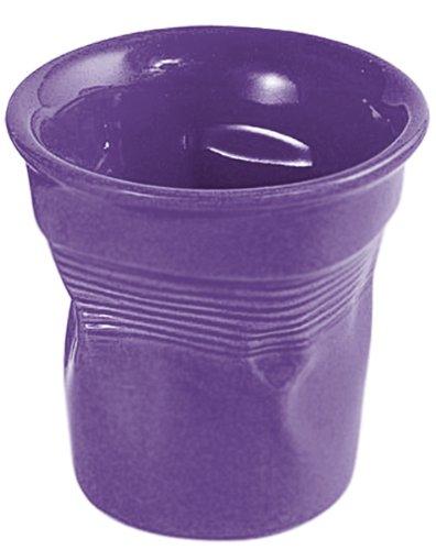 Bialetti RTATZ146 Bicchierini Set di 6 tazzine per espresso, colore: Viola