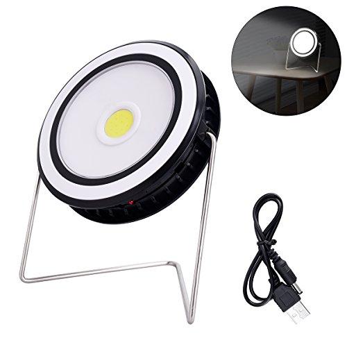 LegendTech Lámpara Camping LED, Farol de Camping LED USB Recargable, Luces de Camping Portátiles LED Linterna de Camping, Cargador Mechero Linterna Luz de Tienda de Campaña Emergencia Pesca Senderismo