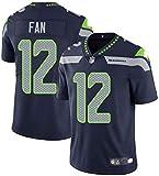 LAMBO NFL Football Jersey Seahawks Second Generation Legendary Football Jersey Kurzarm Sport Top T-Shirt NFL Jersey