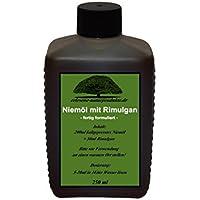 Olio di Neem solubile in acqua 250ml, die erlesene-naturprodukte