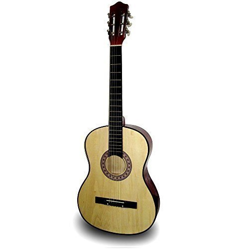 38-wooden-guitar-beginners-student-adult-acoustic-musical-instrument-xmas-gift
