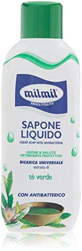 Mil Mil - Sapone Liquido t verde, 1000 ml