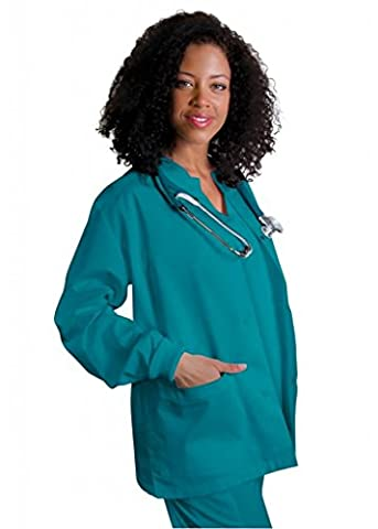 Adar Universal Round Neck Warm-Up Jacket (Available in 39 colors)