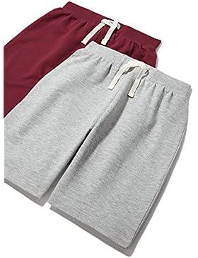 RED WAGON Kinder Shorts im 2er-Pack