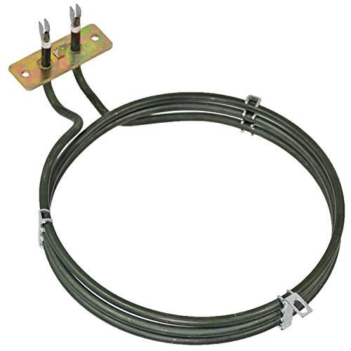 Spares2go elemento calefactor eléctrico Rosieres