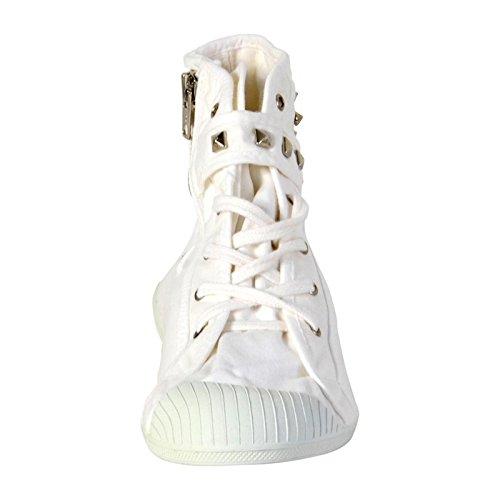 Basket Wati B Vegas Blanc Blanc