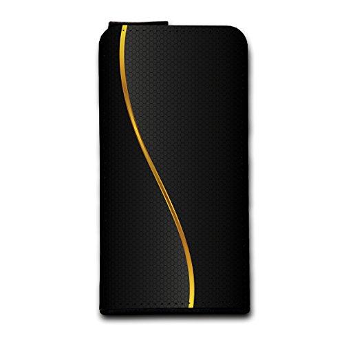 Flip Style vertikal Handy Tasche Case Schutz Hülle Foto Schale Motiv Etui für Apple iPhone 5 / 5S - V1 Design11 Design 5