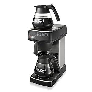 Bravilor Novo Light Commercial Black Filter Coffee Machine