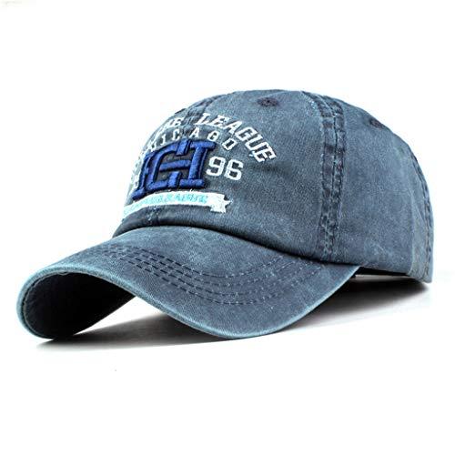 abbb47bf2eac3 Beladla Gorras Beisbol Parche Team Gorra De BéIsbol Hombres Y Mujeres Tapa  De Mezclilla Actividad Al