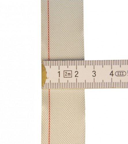 83g/m² Abreißgewebeband 25mm breit