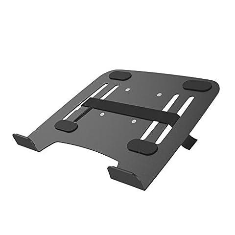 PureMounts PM-ADAPT-NB Notebook VESA Adpapter 75x75 und 100x100, schwarz