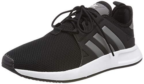 adidas X_PLR J, Scarpe da Ginnastica Unisex Bambini, Nero Core Black/Grey Four F17/Ftwr White, 36 EU