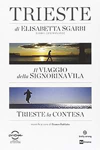 Trieste (di Elisabetta Sgarbi) - cofanetto 2dvd + libro