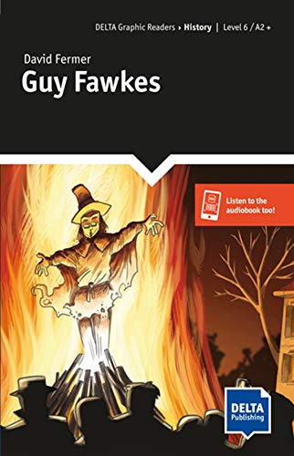 Guy Fawkes (DELTA Graphic Readers)