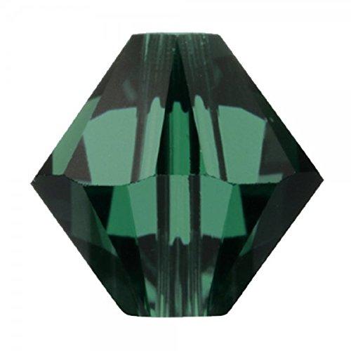 5328SWAROVSKI-6mm perline bicono (Swarovski Xilion Diamante)