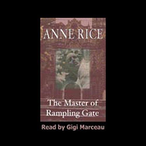 The Master of Rampling Gate  Audiolibri