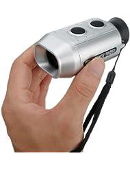 New Digital 7 x Golf Range Finder Golfscope Portée + Sac