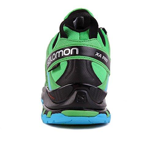 Salomon XA Pro 3D Gore-Tex Chaussure Course Trial - AW16 Vert