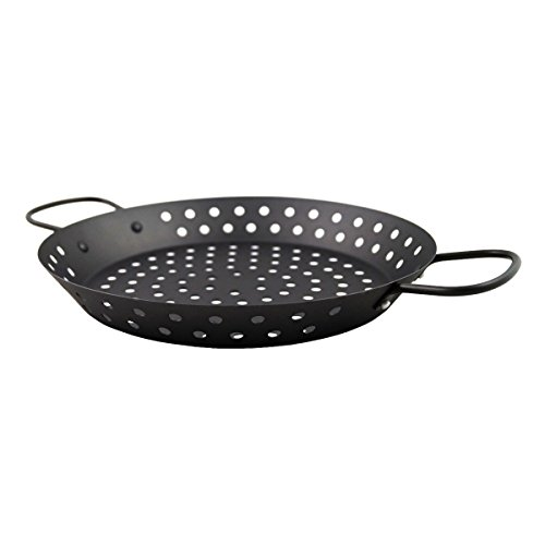 41rAqBPN PL - Jamie Oliver BBQ Grillrost Lochpfanne