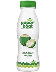 Paper Boat Coconut Water, Refreshing Coconut Flavour, Vital Minerals (Pack of 6, 200ml Each)